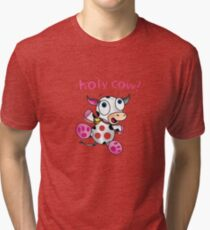 Holy Cow Tri-blend T-Shirt