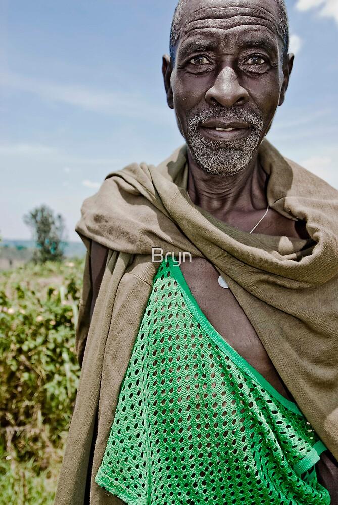 Just out of Prison, Rwanda by Bryn