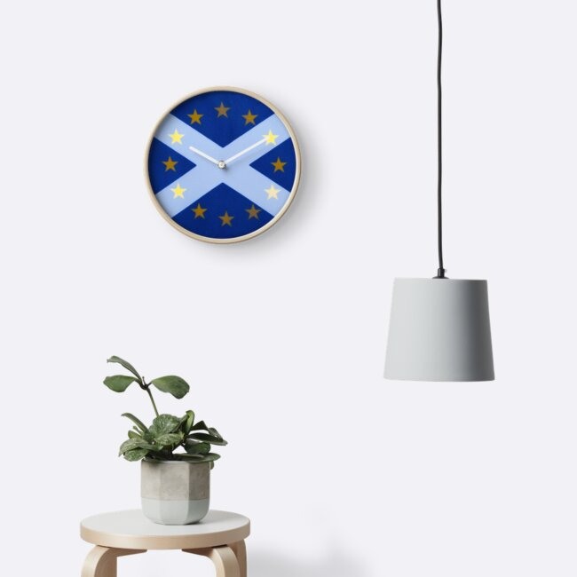 Scotland's Desire To Remain by Diane Macdonald