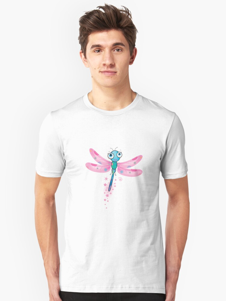 Dragonfly Unisex T-Shirt Front
