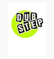 Dub Step Point Photographic Print