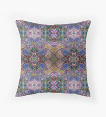 Party's Here Throw Pillow