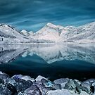Infrared Etive by Cat Perkinton