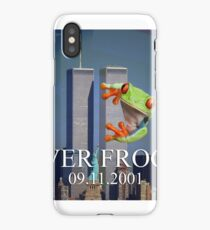 Never Froget 9/11/2001 iPhone Case