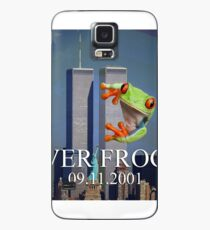 Never Froget 9/11/2001 Case/Skin for Samsung Galaxy