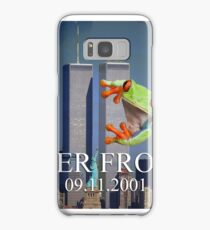 Never Froget 9/11/2001 Samsung Galaxy Case/Skin
