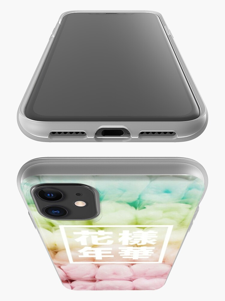 Alternative Ansicht von BTS Zuckerwatte iPhone-Hülle & Cover