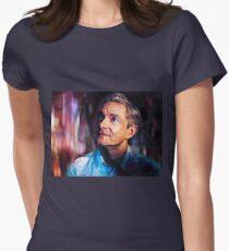 Watson  Womens Fitted T-Shirt