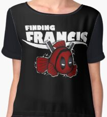 Finding Francis Women's Chiffon Top