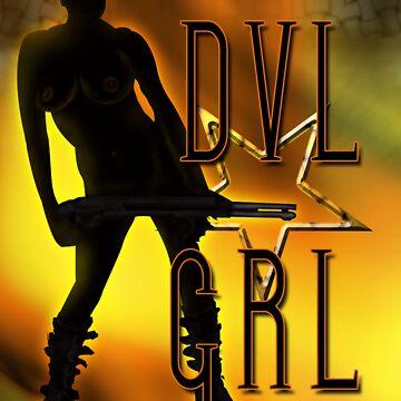 DVL GRL by abat