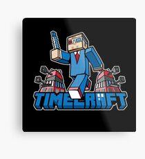 Timecraft Metal Print