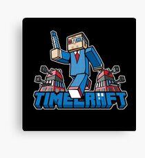 Timecraft Canvas Print