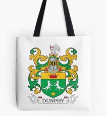 Dunphy Coat of Arms Tote Bag
