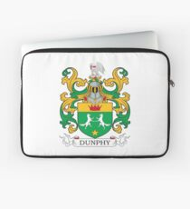 Dunphy Coat of Arms Laptop Sleeve