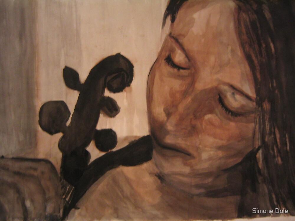 Melody Maker by Simone Dole