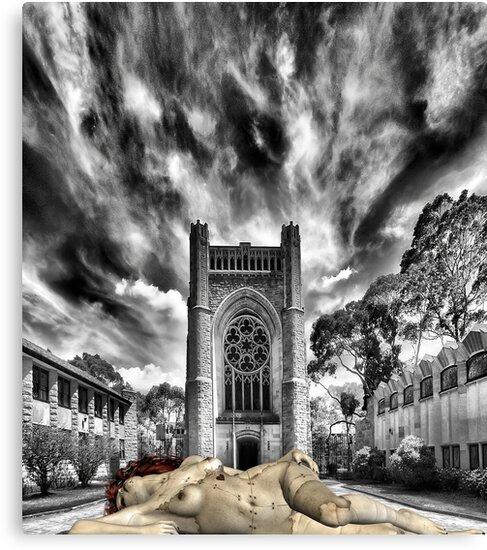 The Fallen - Rose Moxon & Paul Louis Villani by Rose Moxon