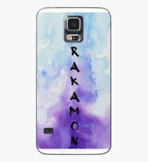 Barakamon Waterpaint T-shirt Case/Skin for Samsung Galaxy