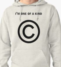 ONE OF A KIND T-SHIRT Pullover Hoodie