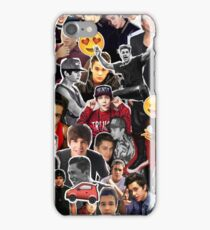 Austin Mahone - Collage Design iPhone Case/Skin