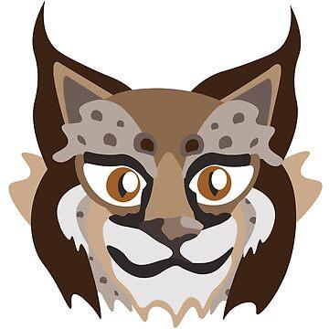 Bobcat by nocturnalpaint