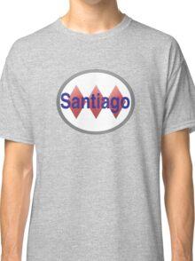 Santiago metro  Classic T-Shirt