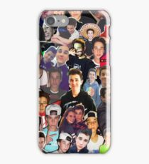Hunter Rowland - Collage Design iPhone Case/Skin