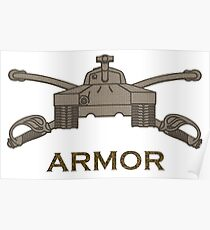 Army - Armor Poster