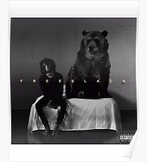 6lack Poster