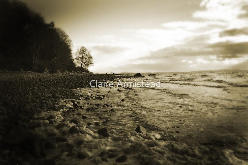 Somewhere beyond the sea by Claire Armistead