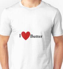 I Heart Butter Unisex T-Shirt