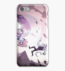 Moon The Undaunted - Star Vs The Forces Of Evil iPhone Case/Skin