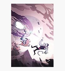 Moon The Undaunted - Star Vs The Forces Of Evil Photographic Print