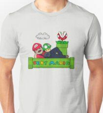 Chibi SexyMario -- Sexy Super Mario Unisex T-Shirt