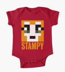 The Stampy Cat One Piece - Short Sleeve