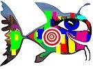 Block Fish by Juhan Rodrik