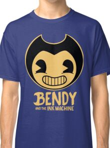 Bendy and the Ink Machine Cool T Shirt Design Classic T-Shirt