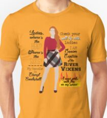 Cheryl Blossom (Riverdale) Unisex T-Shirt
