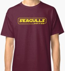 Seagulls episode 1: Stop it Now Classic T-Shirt