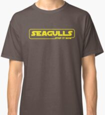 Seagulls episode 1: Stop it Now Classic T-Shirt