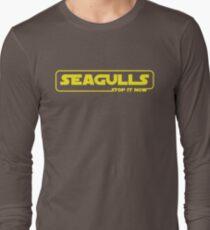 Seagulls episode 1: Stop it Now Long Sleeve T-Shirt