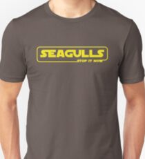 Seagulls episode 1: Stop it Now Unisex T-Shirt