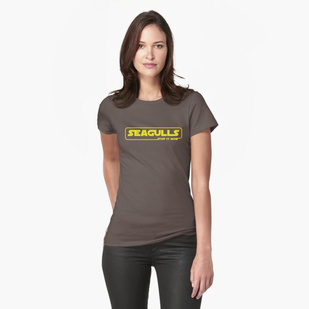 Seagulls episode 1: Stop it Now Women's T-Shirt