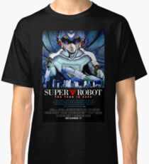 Super Fighting Robot: The Movie Classic T-Shirt