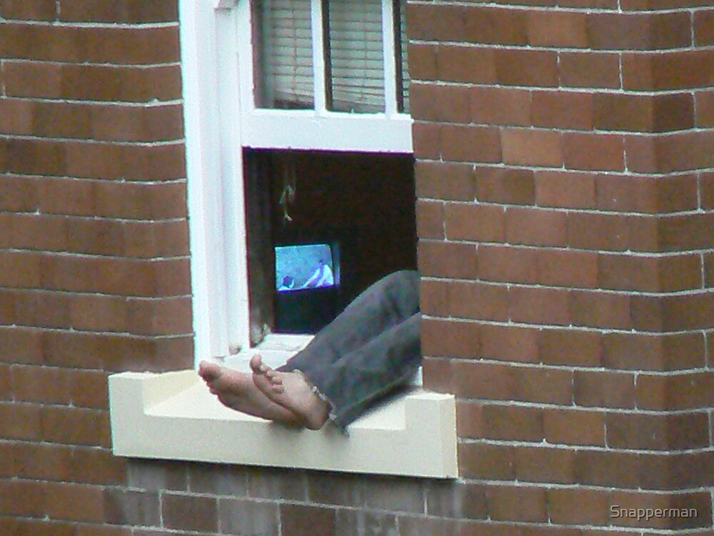 Balcony2 by Snapperman