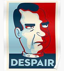 Futurama - despair Poster