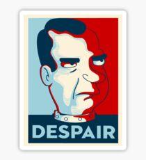Futurama - despair Sticker