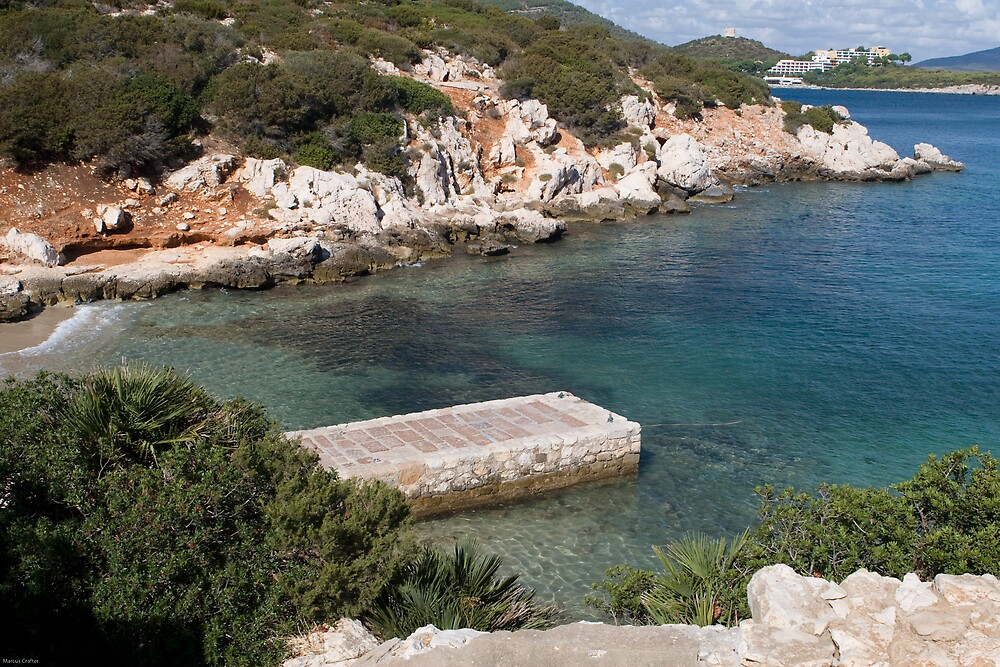 Sardinian Inlets by Marcus Crafter
