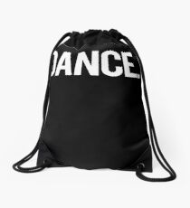 Dance. Drawstring Bag
