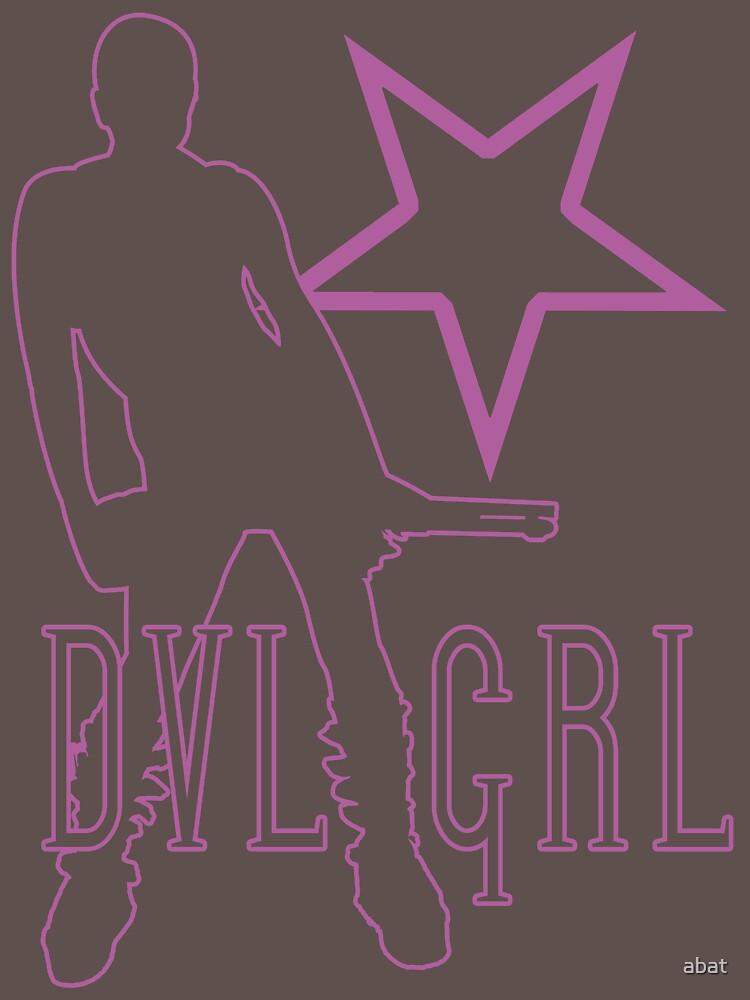 Devil Girl by abat