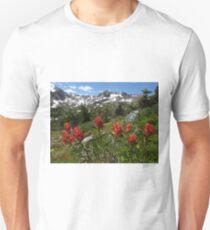 Indian paintbrush Unisex T-Shirt